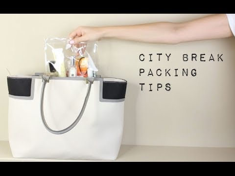 City Break Packing Tips // Lily Pebbles