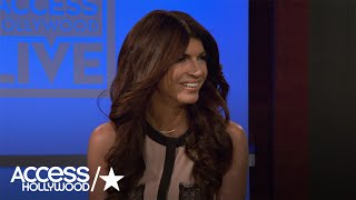 Teresa Giudice Talks Post-Prison Reunion With Joe | Access Hollywood