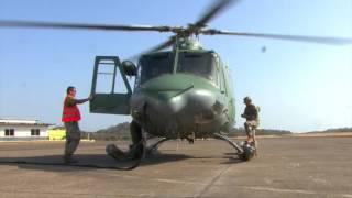 Overcomer MANDISA-COVER-  Evacuaciones del SENAN 2015