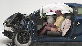 2013 Honda Civic VOTED Safe Car - CRASH TEST Results