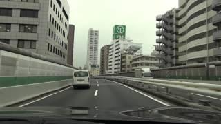 〔3号渋谷線〕用賀PA⇒谷町JCT 2012 10 17 HDR CX700V thumbnail