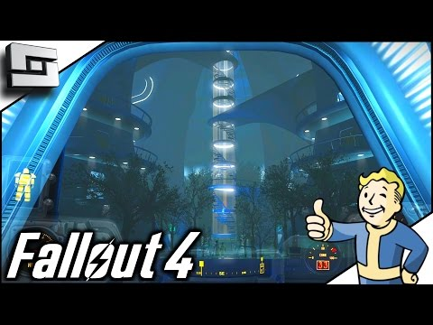 Fallout 4 Gameplay - THE INSTITUTE! Ep 39