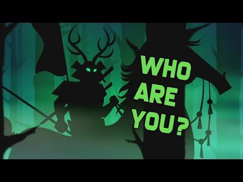 Identity of the Warrior in Jack's Hallucinations (Samurai Jack Speculations)