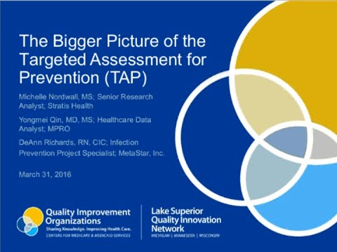 Webinar   The Bigger Picture of the Targeted Assessment for Prevention