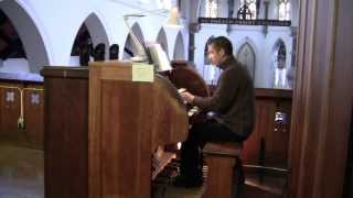 Behold the mountain of the Lord - St Mungo's Catholic Church, Glasgow (Compton organ)