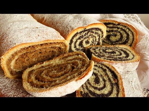 Najsonija Orahnjaa i Makovnjaa / Amazing Walnut and Poppy Seed Rolls