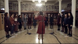 Amalgamation Choir | Live at the Library - Vrisi Ton Peyiotisson (Cyprus)