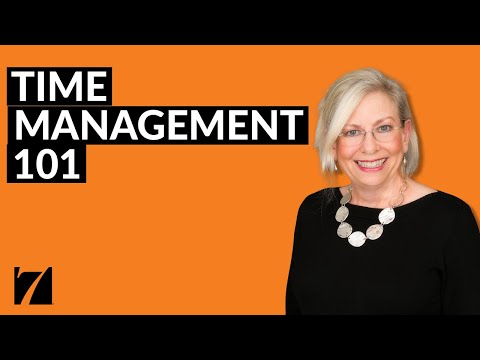 Introduction to Time Management, Step-by-Step Training