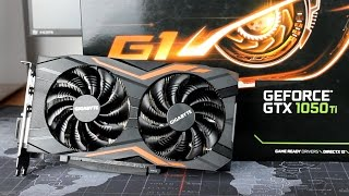 Review : GTX 1050 Ti 4GB G1 GAMING | Benchmarks | DOOM - Battlefield 1 - GTA V Etc | ESPAÑOL