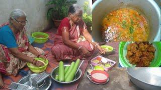 Kofta Curry Recipe made by our granny - lauki ke kofte vegeterian recipe