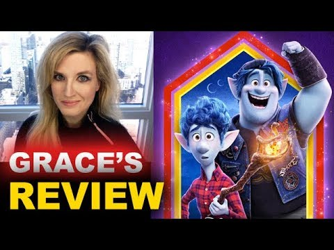 Onward Movie REVIEW