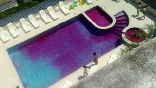 La piscina ROSA all