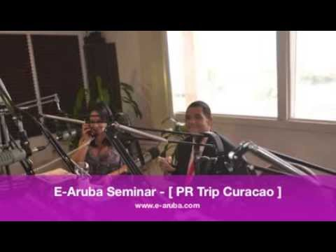 Radio Interview on Curacao Radio Direct FM about Earubaseminar