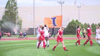 Highlights: Illini Soccer vs. Illinois State