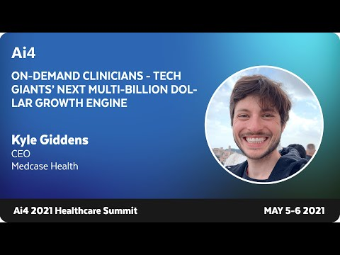 On-Demand Clinicians - Tech Giants' Next Multi-Billion Dollar Growth Engine