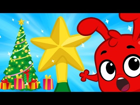 Thumbnail: Christmas Tree Robbery! Morphle christmas episodes for kids with Santa.