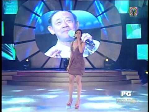 Angeline, Christian perform Jose Mari Chan hits