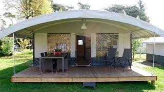 Tent Villa Vakantiepark Ackersate