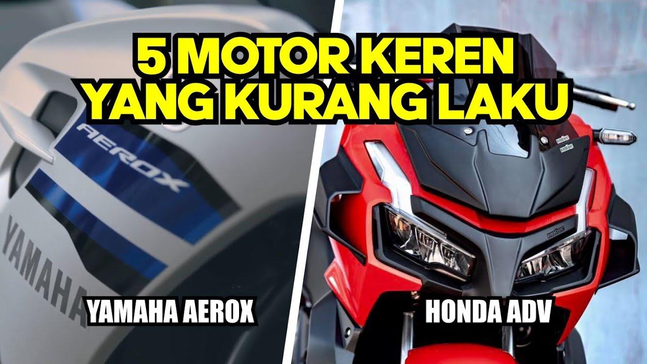 Lima Motor Keren ini Kurang Laku di Indonesia, Bahkan Beberapa Dihentikan Produksinya