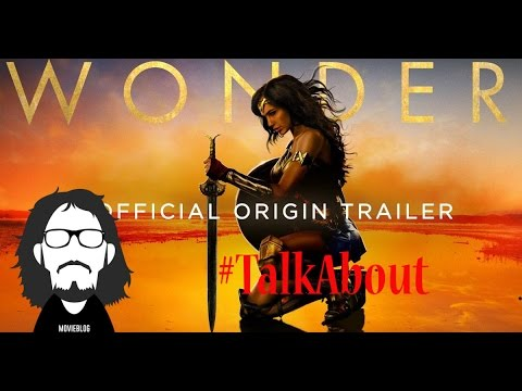Wonder Woman Origin Trailer, DC Extended Universe e un Bicchiere di Rhum