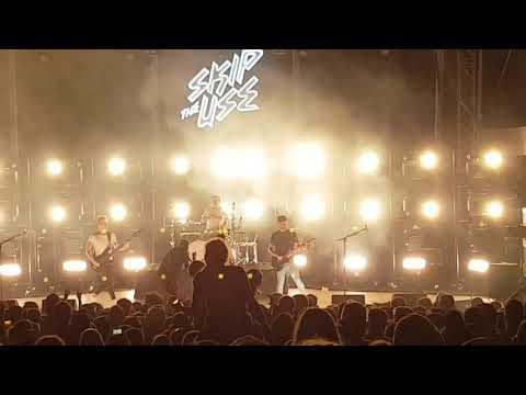 Skip The Use ( Bastard Song ) Festival Les Arts S'en Mêlent  Le 25.05.2019