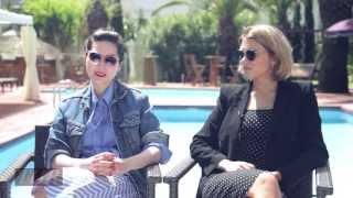 Live From Cannes: 'Grand Central's' Rebecca Zlotowski, Lea Seydoux