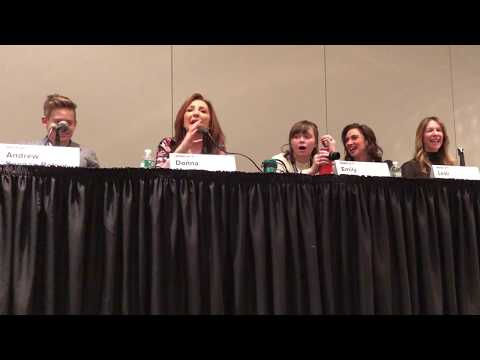 BroadwayCon 2018 - Auditions: The Good, The Bad, The Hilarious (1/26/2018)