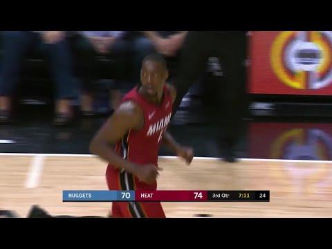 3rd Quarter, One Box Video: Miami Heat vs. Denver Nuggets