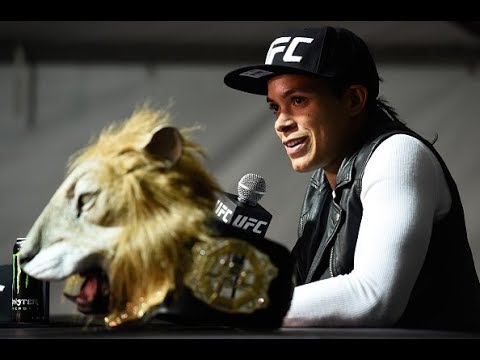 UFC 215: Post-fight Press Conference