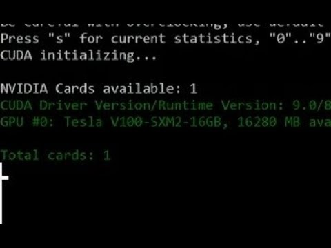 easiest cryptocurrency to mine with gpu