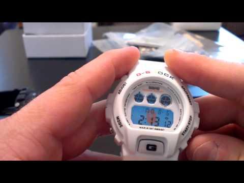 Casio G-Shock Watch Review: Bape 5600 Camo / Fake G-Shock Report