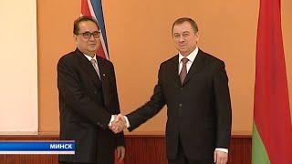 CTV.BY: Владимир Макей: Беларусь заинтересована в выстраивании конструктивных отношений с КНДР