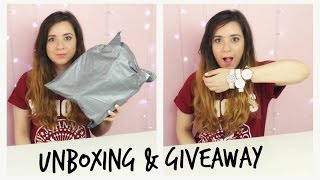 Unboxing με ρολόγια από το aliexpress + Youtube Διαγωνισμός [CLOSED]