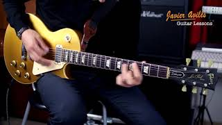 Guitar Lesson: This is a lesson for beginners or mid level students...