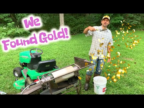 Gold Mining In Vermont | We Found A Nugget In Creek! Whaaat!