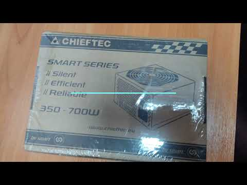 Chieftec GPS-550A8 550W