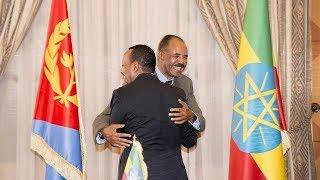 Ethiopia, Eritrea Sign Landmark Peace & Friendship Deal