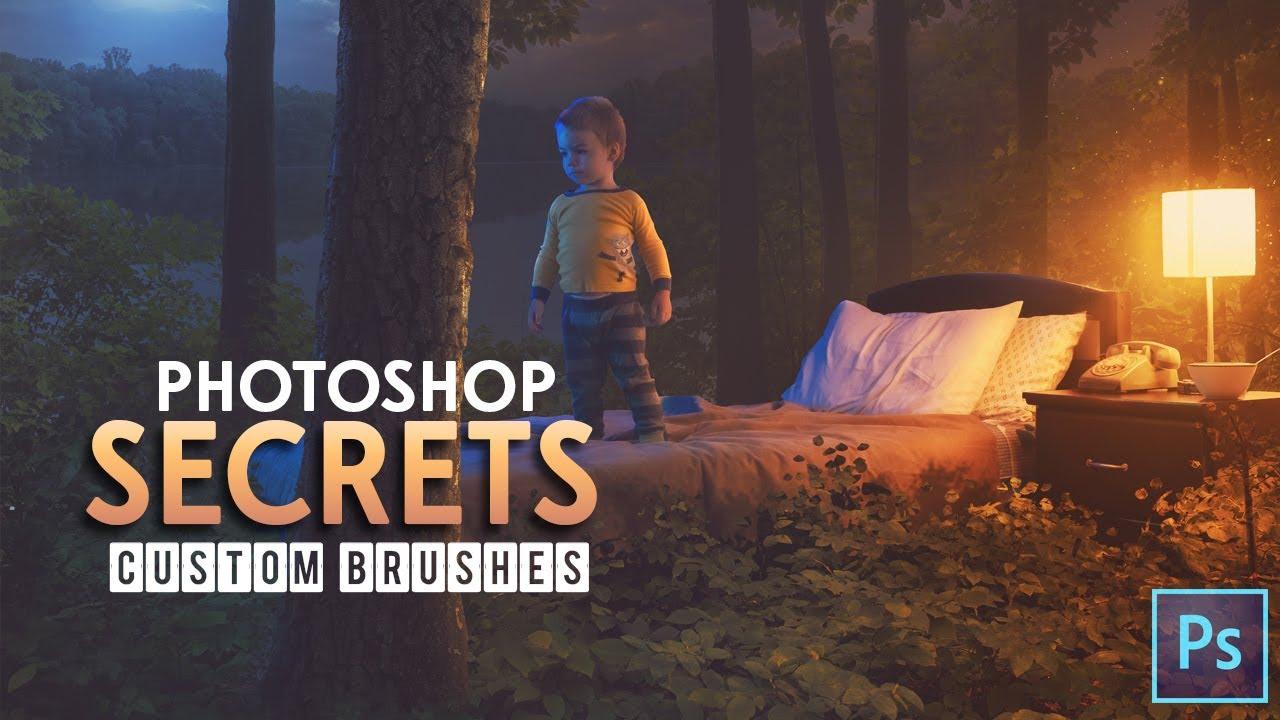 Photoshop Tutorial - Custom Brushes + CONTEST!!