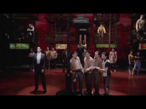 A Bronx Tale the Musical - Broadway