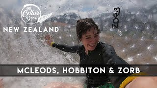 The Cellar Door: New Zealand - S05E02 - McLeods Brewery, Hobbiton & Zorb