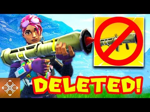 5 Fortnite Items That Got DELETED From The Game