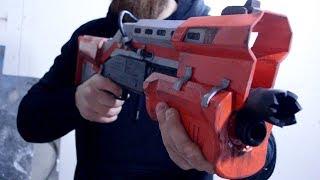 Как сделать shotgun из игры Fortnite Королевская битва