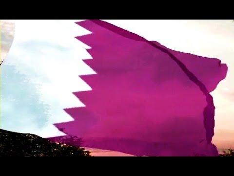 Qatar anthem played by Smirnoff's music group