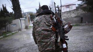 Нагорный Карабах: Азербайджан говорит о прекращении огня и мирных переговорах