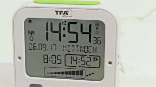 Produktvideo zu Funk-Vibrationswecker mit Lichtsignal BOOM