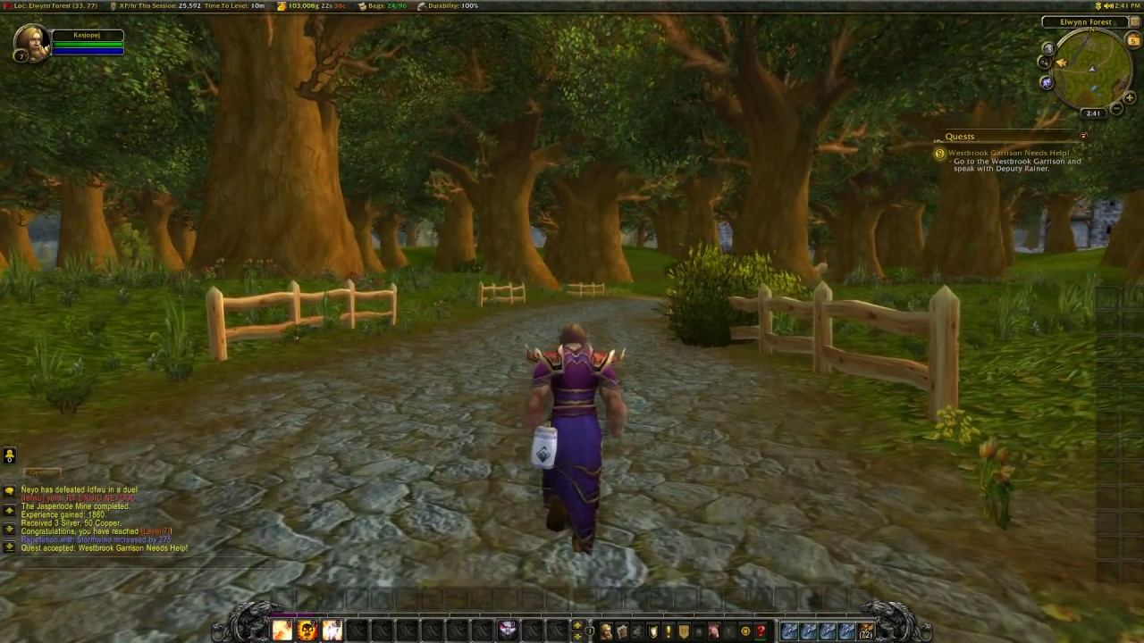 World Of Warcraft Quest Guide Westbrook Garrison Needs Help