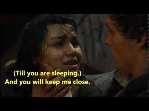 A Little Fall of Rain - Lyrics (Full Version) Eponine's Death (Please share!!!)