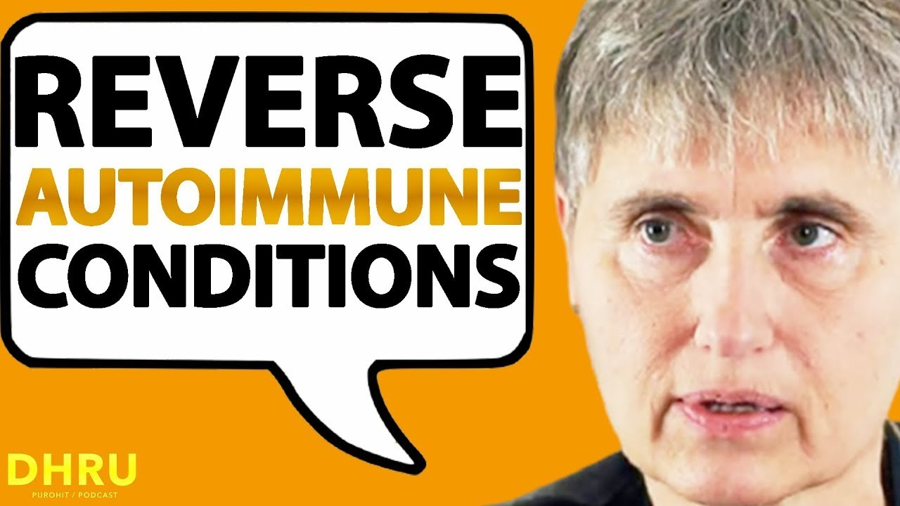 A Radical New Way to Treat All Chronic Autoimmune Conditions with Dr. Terry Wahls