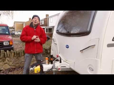 Practical Caravan's top winter caravan care tips