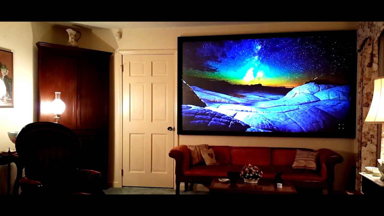 BEST ALR PROJECTOR SCREEN TV